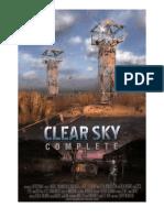 Clear Sky Complete v1.1.3 User Manual