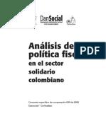 Analisis de Politica Fiscal