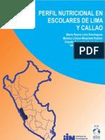 Perfil Nutricional en Escolares de Limayallao (2)