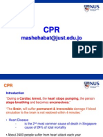Cpr Lecture