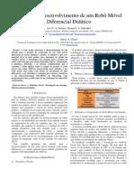 Método de Desenvolvimento de um Robô Móvel Diferencial Didático