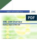Emc San Overview Presentation.