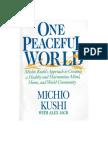 One Peaceful World