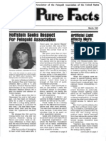 Pure Facts Newsletter