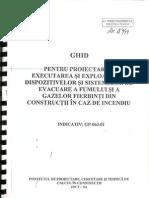 GP 063 01 Ghid Desfumare