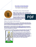 The Order of Saint Benedict