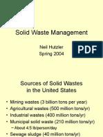 solid waste management methods