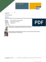 Business Content in SAP BI
