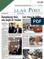 The Dallas Post 07-08-2012