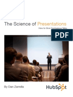 Science of Presentations