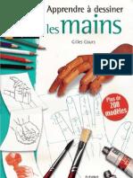 Apprendre à dessiner les mains