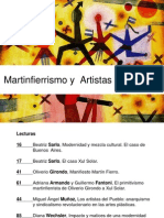 Martín Fierro y Artistas del Pueblo