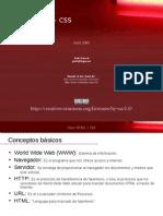 Curso HTML + Css