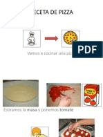 Receta de Pizza