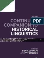 The Continuum Companion to Historical Linguistics