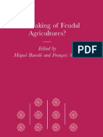 Miquel Barcelo, Francois Sigaut - The Making of Feudal Agricultures (2004)