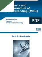 Feuerstein Contracts Mous
