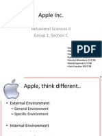 Apple Inc Final