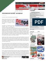 Verfassungsschutz auflösen - NPD verbieten - www-sdaj-netz-de