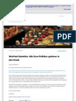 Staatsterror - BRD EU Politiler - Bilanzfälschung, Konkursbetrug, Kreditbetrug -
