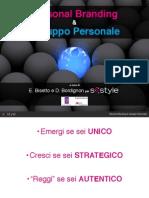 """PBDay - Sestyle """"Personal Brand e Sviluppo Personale"""""""