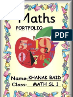 Matrix Powers-maths Portfolio