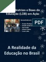 Lei de Diretrizes e Bases da Educação - Apresentação modificada
