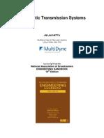 NAB Handbook-Fiber Optic Transmission Systems