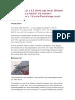 UK HSE Alert Flemish Eye Pennant Aug 2010