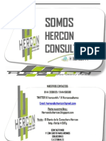 Estudio Opinion Zona Metropolitan HERCON JUNIO 2012