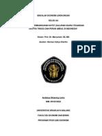Analisis Pembangunan Sutet (Saluran Udara Tegangan Ekstra Tinggi) Dan Peran Amdal Di Indonesia
