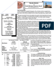 St. Michael's July 8, 2012 Bulletin