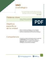 Lectura El Problema Estrategico Unidad 1 Pep Especializacion 2010 Mt