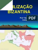 CIVILIZACAO BIZANTINA