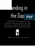 Standing in the Gap_Cover
