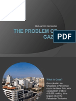 The Problem of Gaza