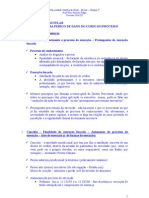 Apostila de Processo Civil III - 2009 - 2