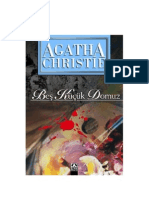Agatha Christie - Bes Kucuk Domuz