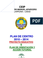 5.- Plan de Orientacion y Accion Tutorial