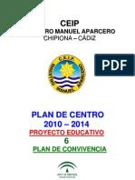 6.- Plan de Convivencia