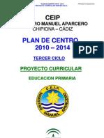 3 Proyecto Curricular Tercer Ciclo 2009-10 Definitivo