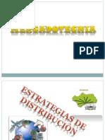 ESTRATEGIAS DE DISTRUBUCION