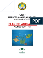 Plan de Actuacion Del Centro 2011-12