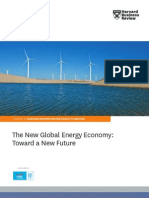 The New Global Energy Economy