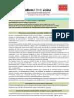 Informativo Online n° 18
