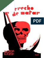 BARON BIZA - El Derecho de Matar _segunda edición_