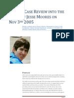 Jesse Moores Enquiry