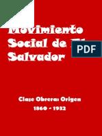 Imágenes del Movimiento Social de El Salvador