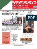 Expresso de Oriente 9 de Julio Del 2012