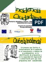 Incidencia Ciudadana